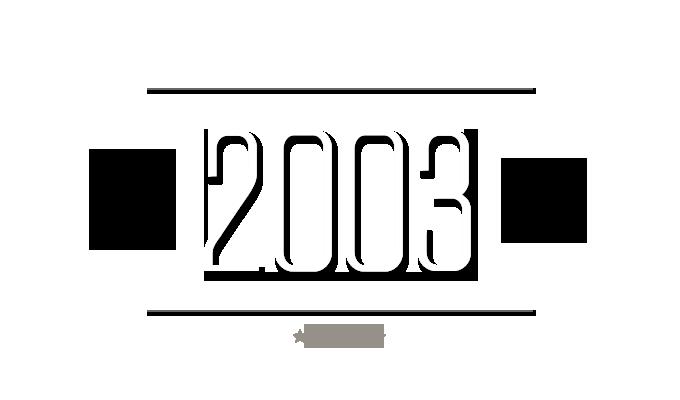Maerix en 2003