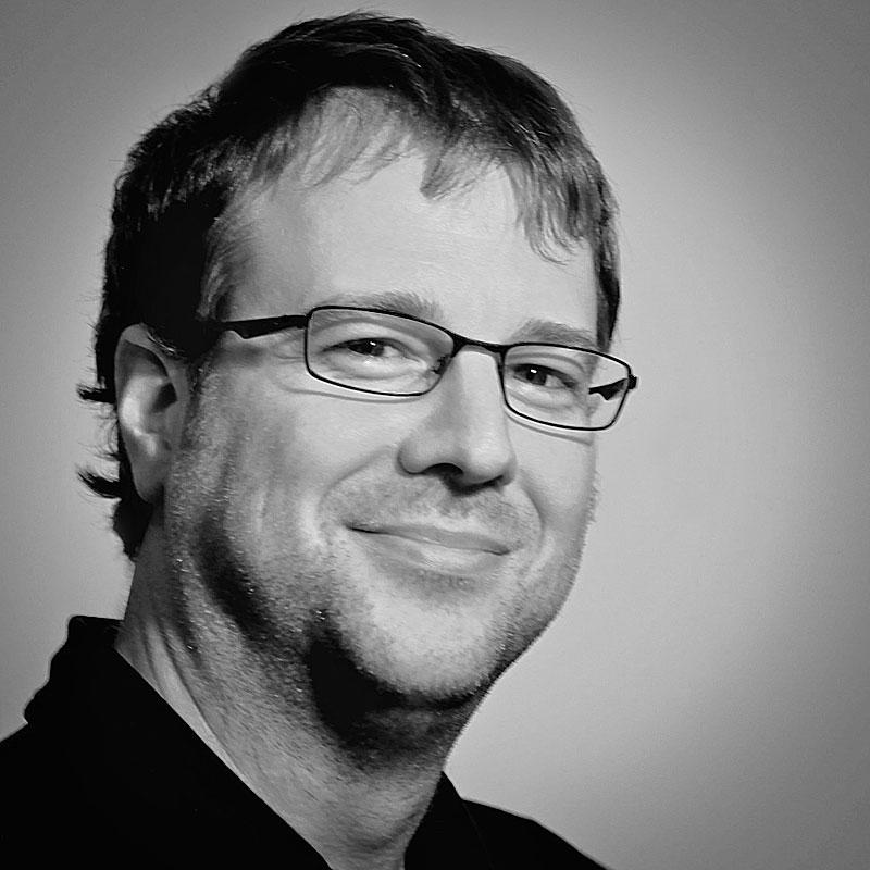 Simon Marsolais - Directeur informatique